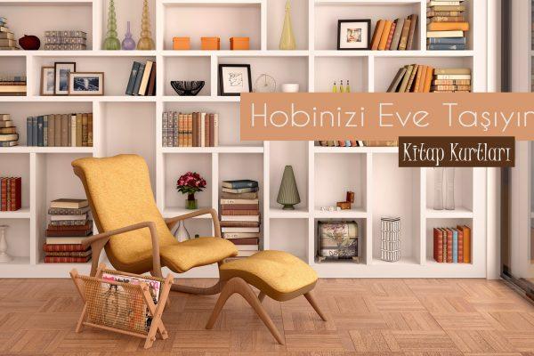 Hobinizi Eve Taşıyın: Kitap Kurtları