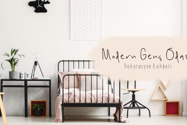 Modern Genç Odası Dekorasyon Rehberi