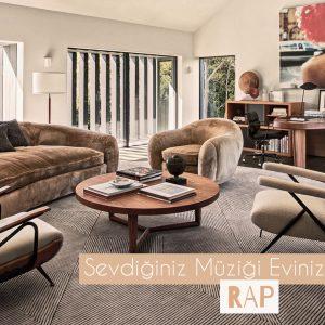 Sevdiğiniz Müziği Evinize Taşıyın: Rap